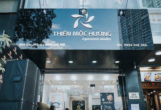 Thien Moc Huong Ha Noi - Agarwood Jewelry