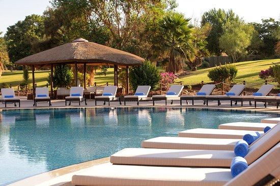 Pool - Picture of Nofa Riyadh, A Radisson Collection Resort - Tripadvisor