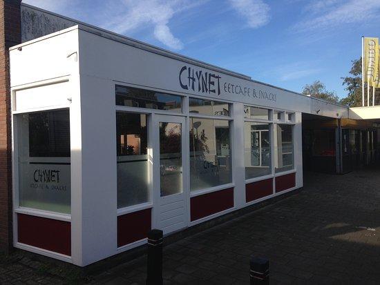 Eetcafe Snackbar Chynet : Het ligt in het winkelcentrum Esdoornlaan