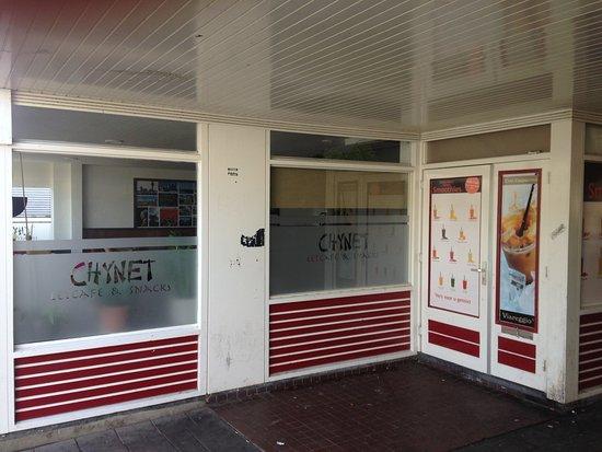 Eetcafe Snackbar Chynet : Ruime zaak