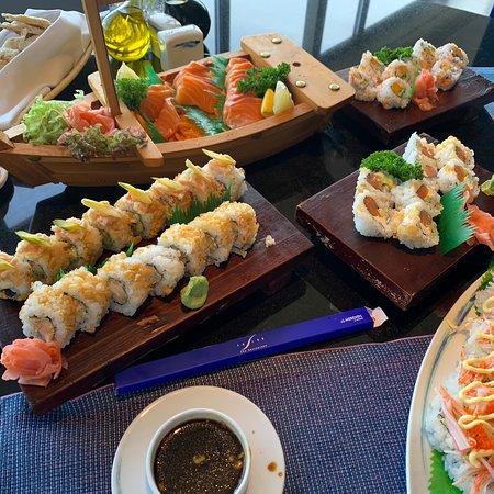 Fusion Seafood & Sushi