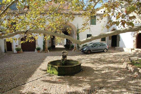 Bunyola, España: Двор