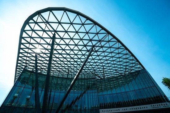 Moscow Concert Hall Zaryadye