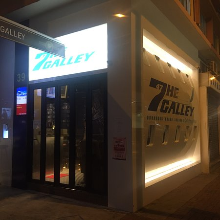 The 747 Galley by Cafe Proud Wings صورة فوتوغرافية