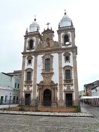 "Sao Pedro dos Clerigos Cathedral : The monumental ""Concatedral de São Pedro dos Clérigos"" in Recife."