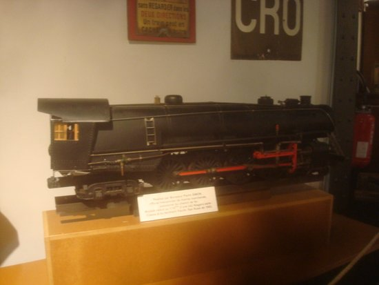 train à Vierzon