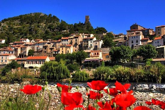 Roquebrun Bild