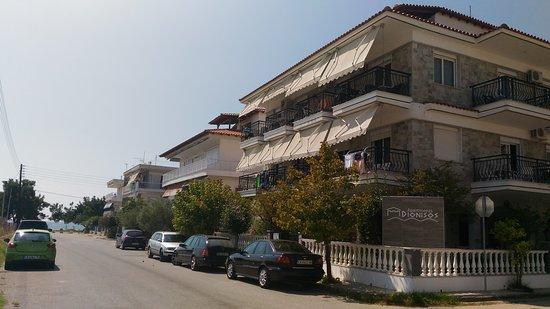 Dionisos Apartments-bild