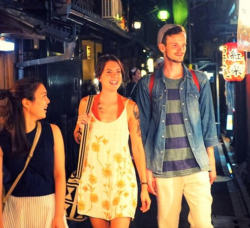 Shimogyo, Japon: Venture into Kyoto nightlife with a local.