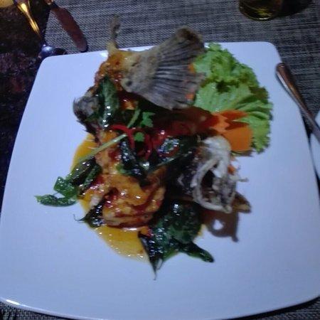 Отличный ресторан с тайской кухней