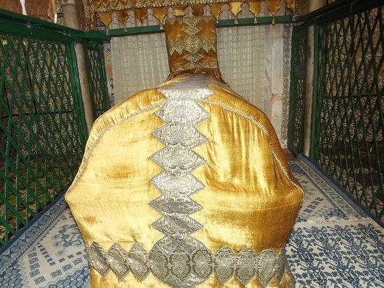 le tombeau du barbier du prophète