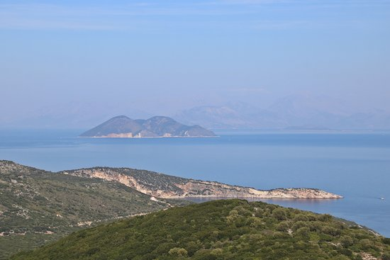 Ithaca, Greece: Ithaka - Track No. 12 - Marathia to Rizes Cave 18