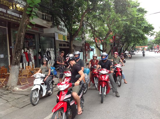 Ha Giang 1 Hostel and Motorbike Rental