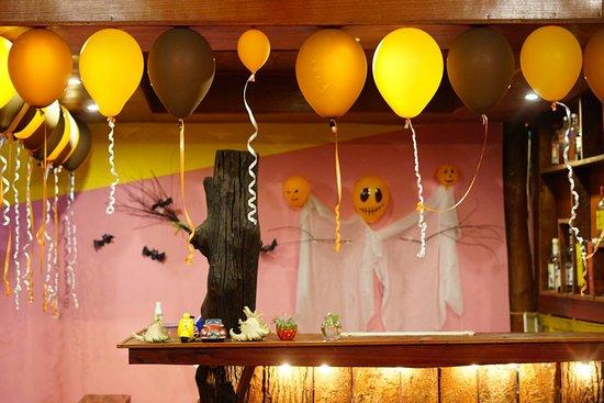 Chill-Lay Restaurant & Bar : Halloween party 🎃🎊