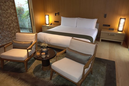 Amanyangyun : bedroom of Ming Deluxe Pavillion