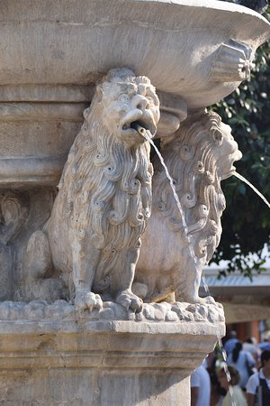 Lions Fountain