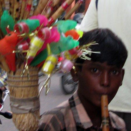 Jaipur streets