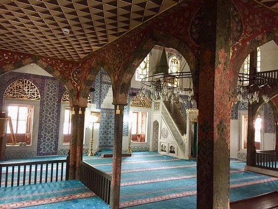Takkeci Ibrahim Aga Camii
