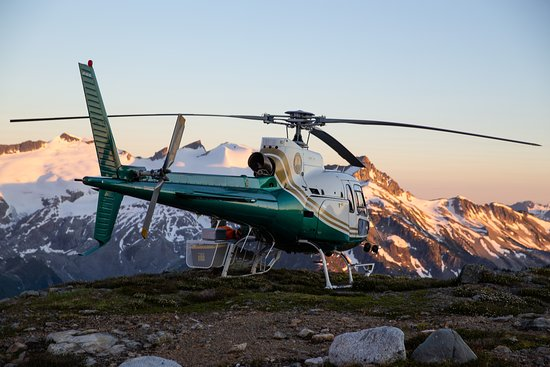 Compass Heli Tours
