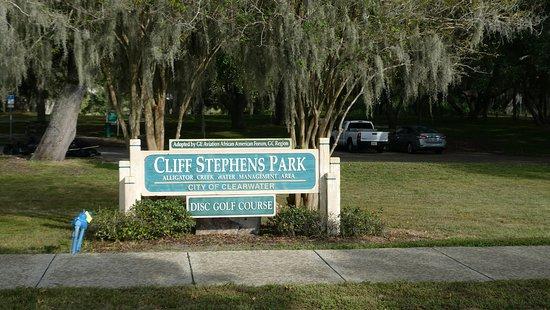 Cliff Stephens Park