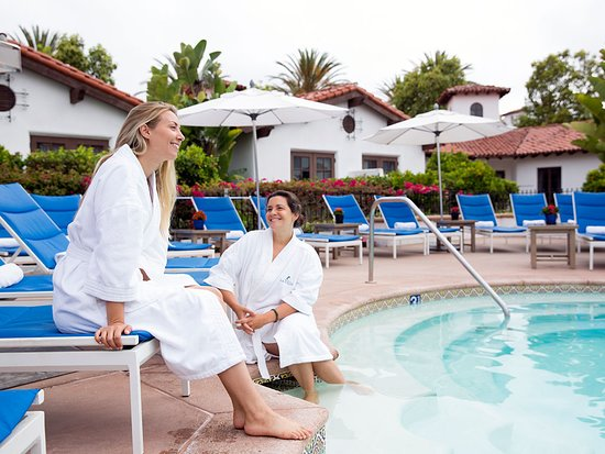 Carlsbad, CA: Enjoy one of the many spas and resorts