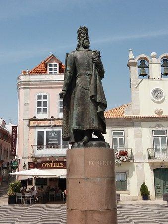 Estatua de D.Pedro I