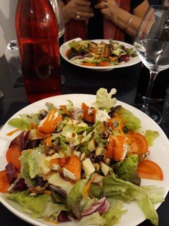 Très bon restaurant! Bel Accueil!