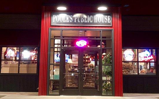 Poole S Public House Spokane Restaurant Reviews Photos