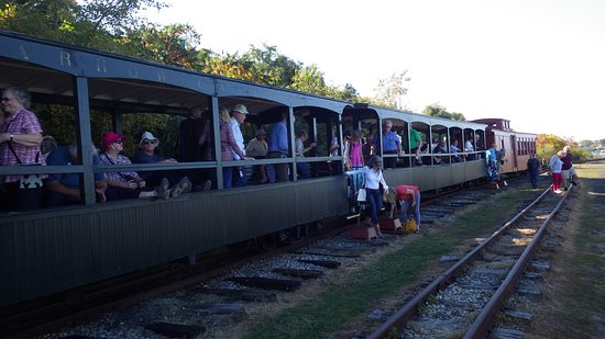 Maine Narrow Gauge Railroad Company and Museum ภาพถ่าย