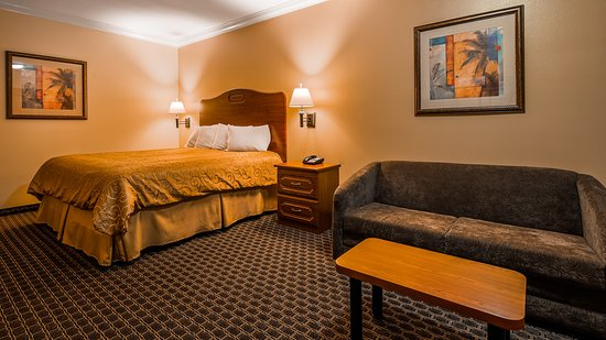 SureStay Hotel by Best Western South Gate: Suite Queen