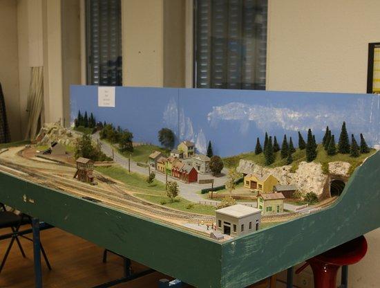 Musee du Rail Modelisme Chatenoyen