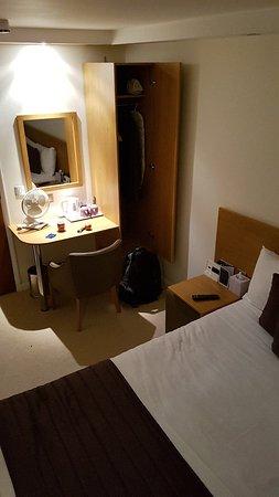 Comftable room