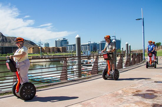 Great for beginners. With your guide, you'll glide along side a 4 mile stretch of Tempe Town Lak
