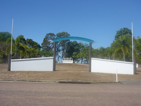 Coral Sea Battle Memorial Park