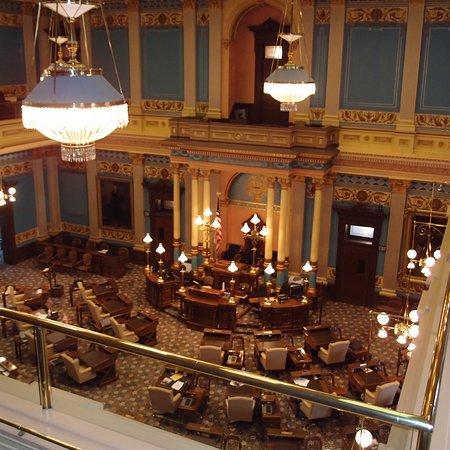 Foto de Michigan State Capitol