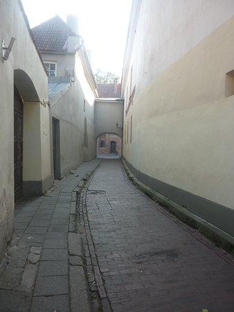 Skapo Street leading on to Pilies Street