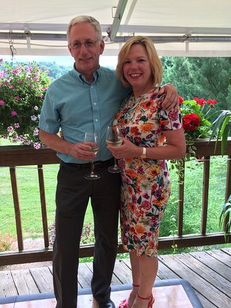 Inn at Woodstock Hill: Great place to celebrate special occasions with family