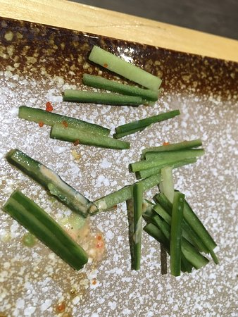 Cucumber Skins