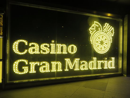 Casino Gran Madrid Colon