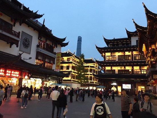 Zhujiajiao Chenghuangmiao Temple