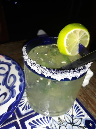 OH Mexico: Jalapeno Margarita - Excellent