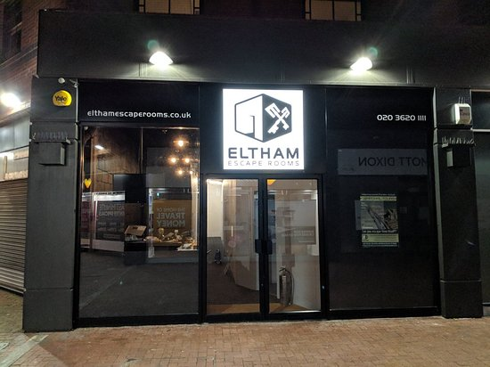 ‪Eltham Escape Rooms‬