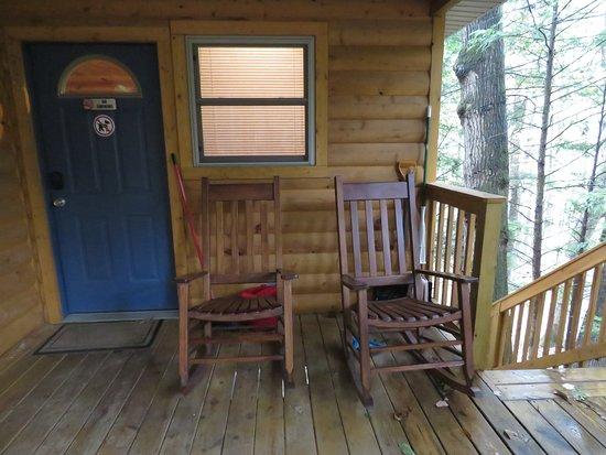 Cabins at Pine Haven-billede