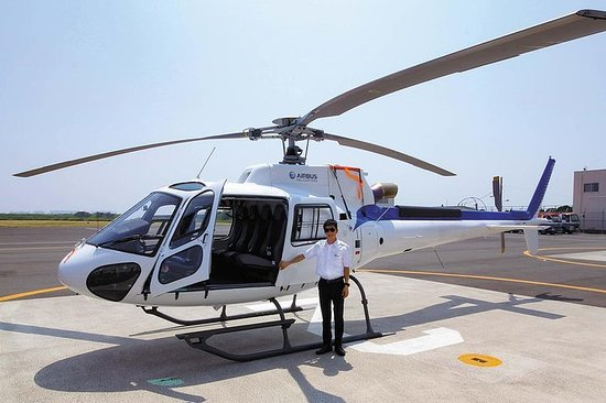 Tokyo Sky: Private Helicopter Tour...