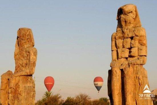TripHot Air Balloon Fahrt in Luxor...