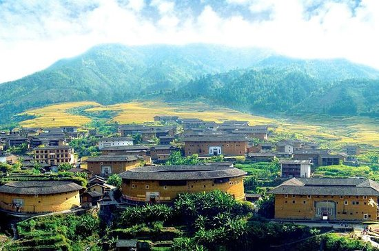 Private day tour to Chuxi Tulou from...