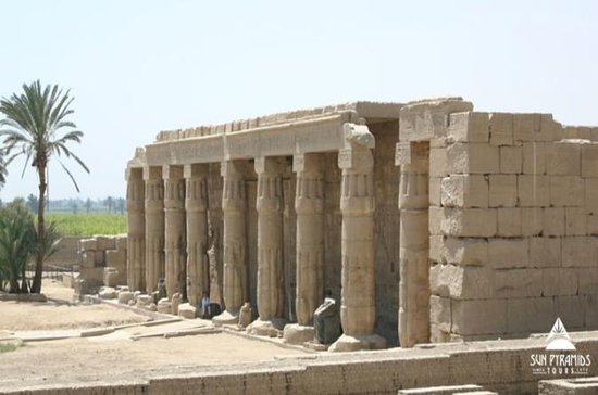 Tour nach Dendera und Abydos Tempel