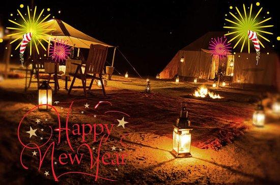 Nouvel An dans le désert 4 jours 3...