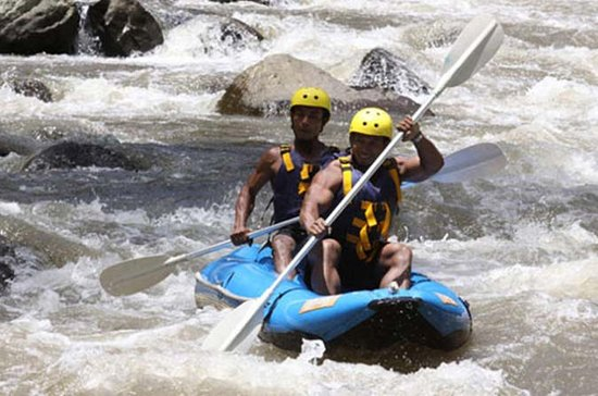 Cosmo Bali Private Tours: Ayung River...