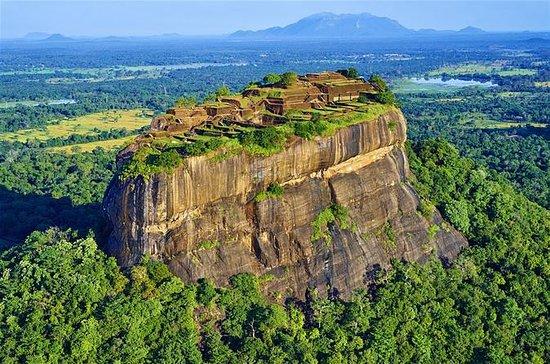 Excursão Sigiriya com Orfanato de...